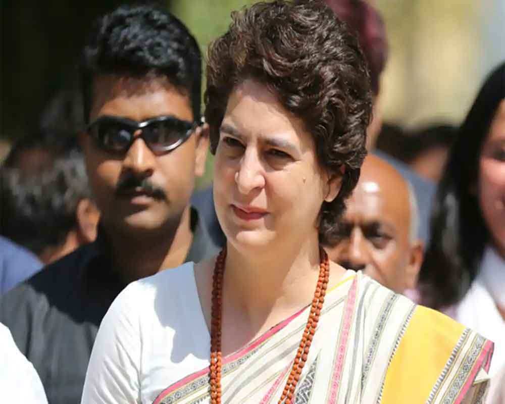 Nelson Mandela told me I ought to be in politics: Priyanka