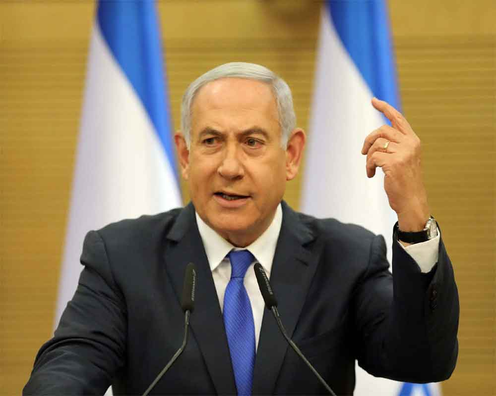 Netanyahu calls for 'snapback sanctions' if Iran violates nuclear deal
