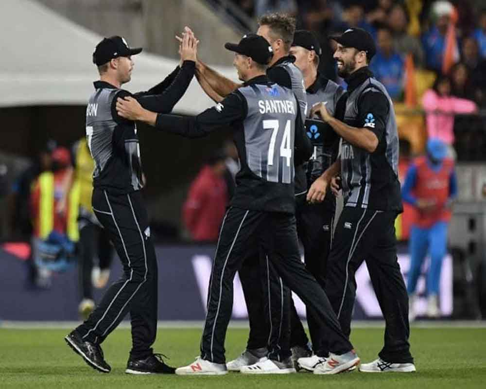 New Zealand win toss, elect to bat against India in 2nd T20