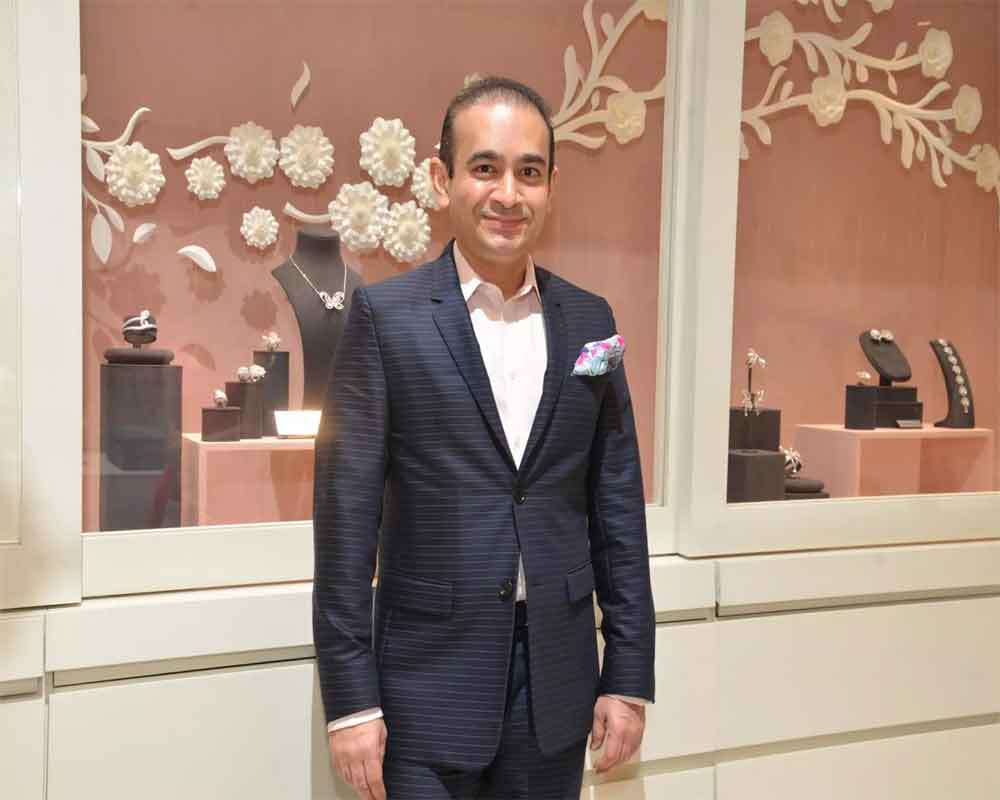 Nirav Modi's remand extended till Sept 19, UK extradition trial expected in May 2020