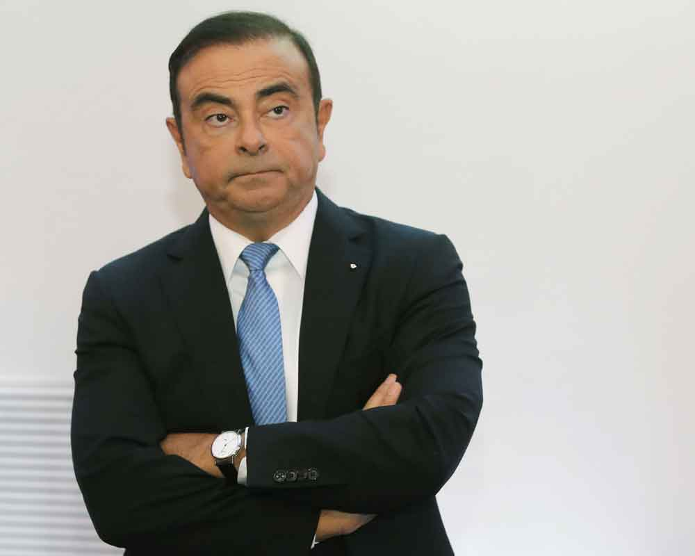 Nissan: Undeclared payments by Ghosn total over $83 million