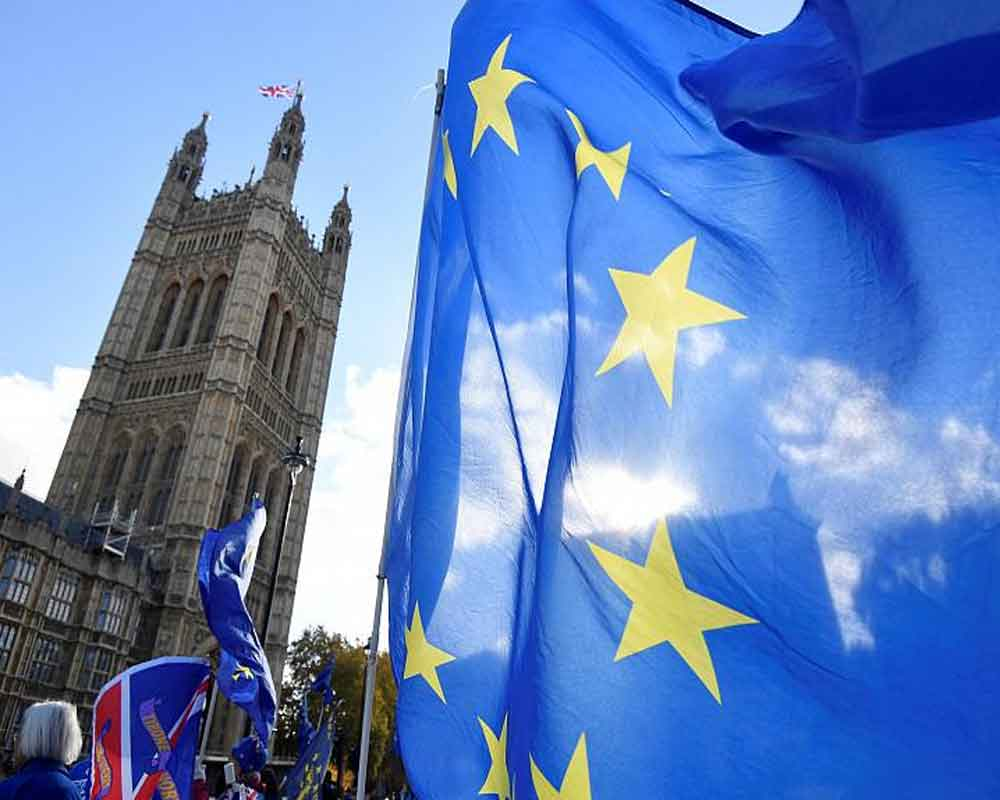 No-deal Brexit would be 'disaster' warns EU business lobby