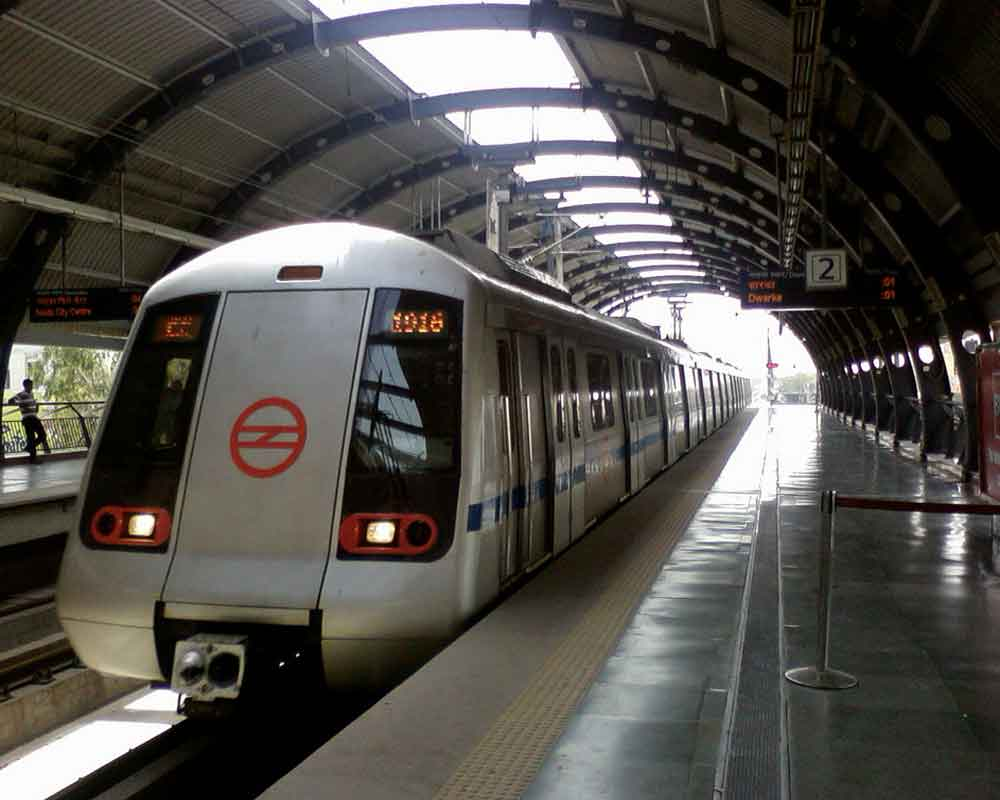 No metro services till 2.30 pm on Holi: DMRC