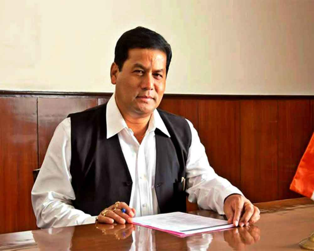 No one from B'desh will get to enter Assam by means of amended Citizenship Act: Sonowal