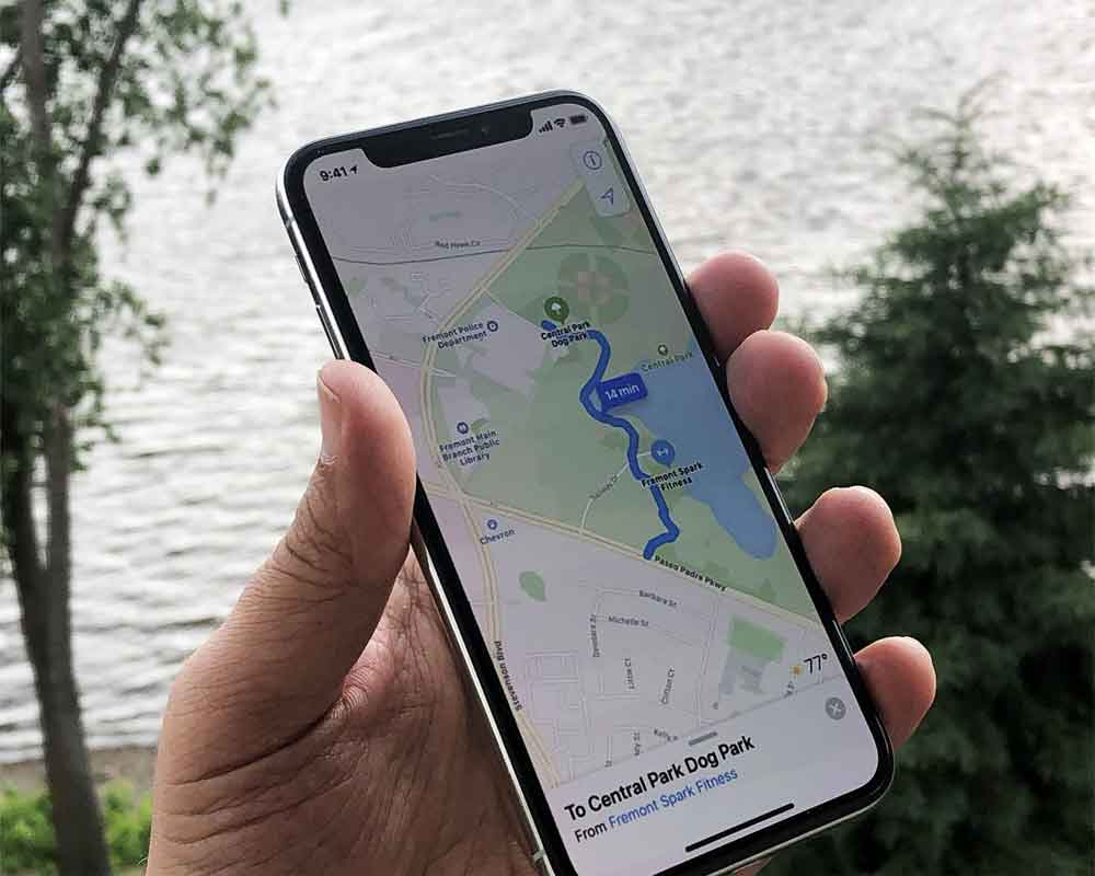 Now, Apple Maps gets turn-by-turn directions in India on giving directions, traffic directions, travel directions, scale directions, driving directions, get directions, compass directions, mapquest directions,