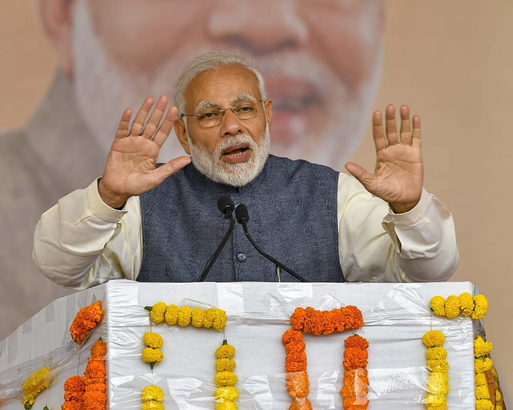 NRIs are India's brand ambassadors, symbolise country's capabilities: PM