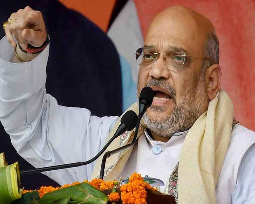 Only Modi can ensure national security: Shah