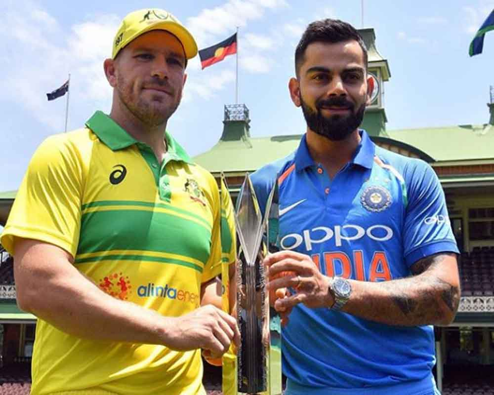 Our focus will be on dismissing India's top-three cheaply: Finch