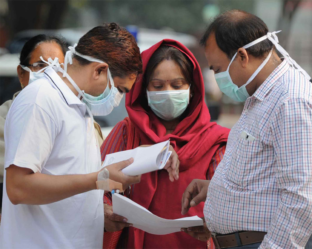 Image result for Delhi reports over 500 swine flu cases in January