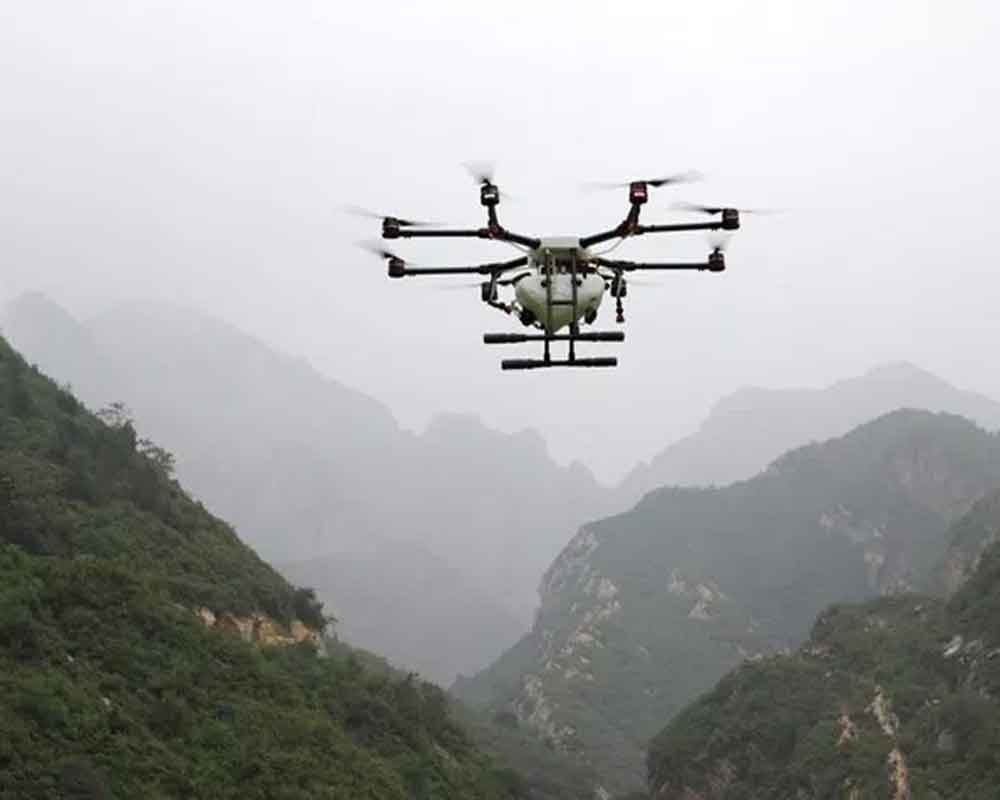 Image result for pak drone