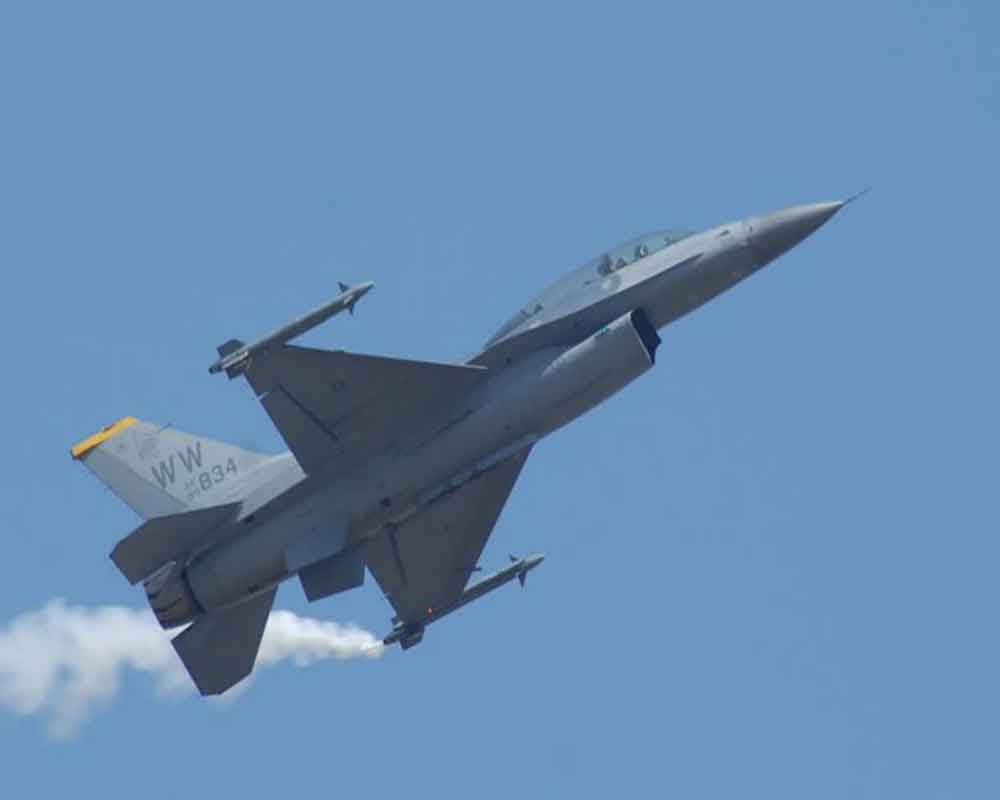 Pak F-16 shot down during Feb 27 dogfight, asserts IAF; rejects US