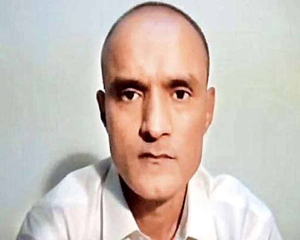 Pak rules out giving India second consular access to Jadhav