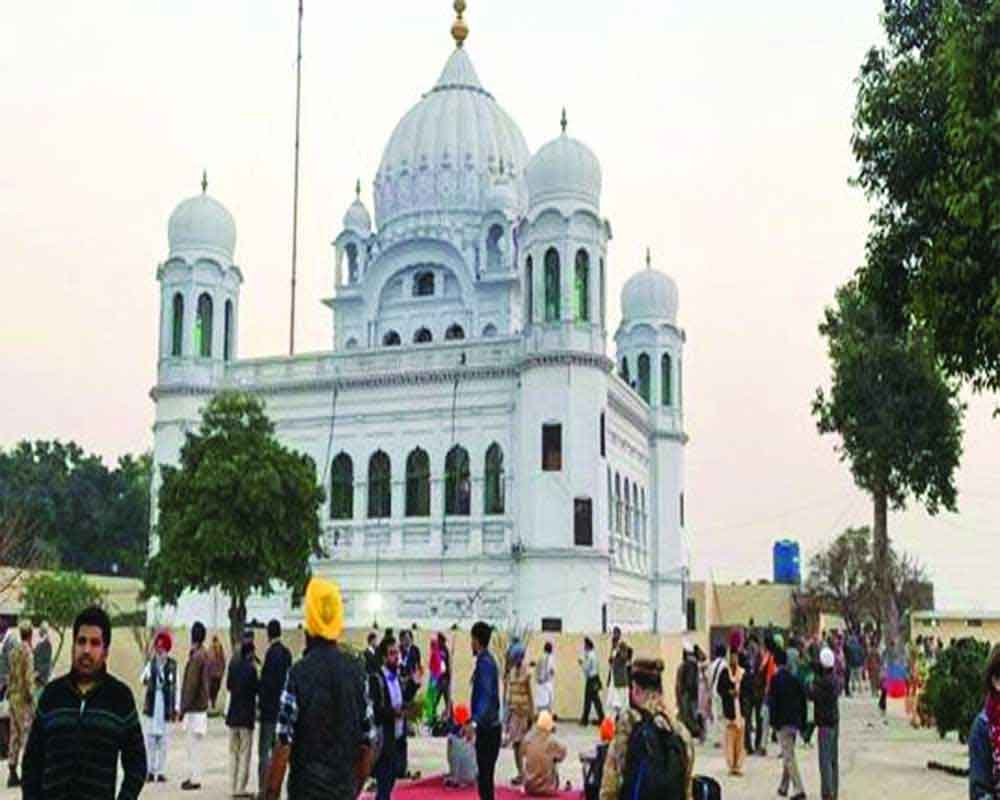 Pak to charge USD 20 fee even on opening day of Kartarpur Corridor: Sources