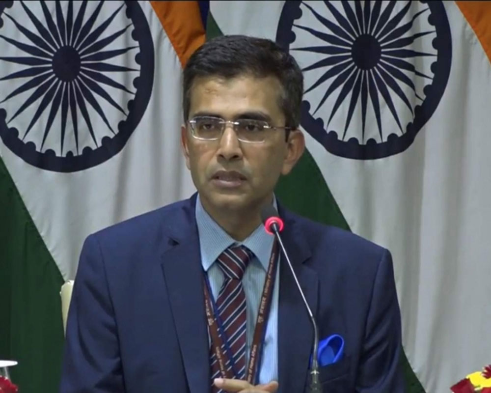 Pak used its Air Force to target India's military installations,  bid foiled: MEA
