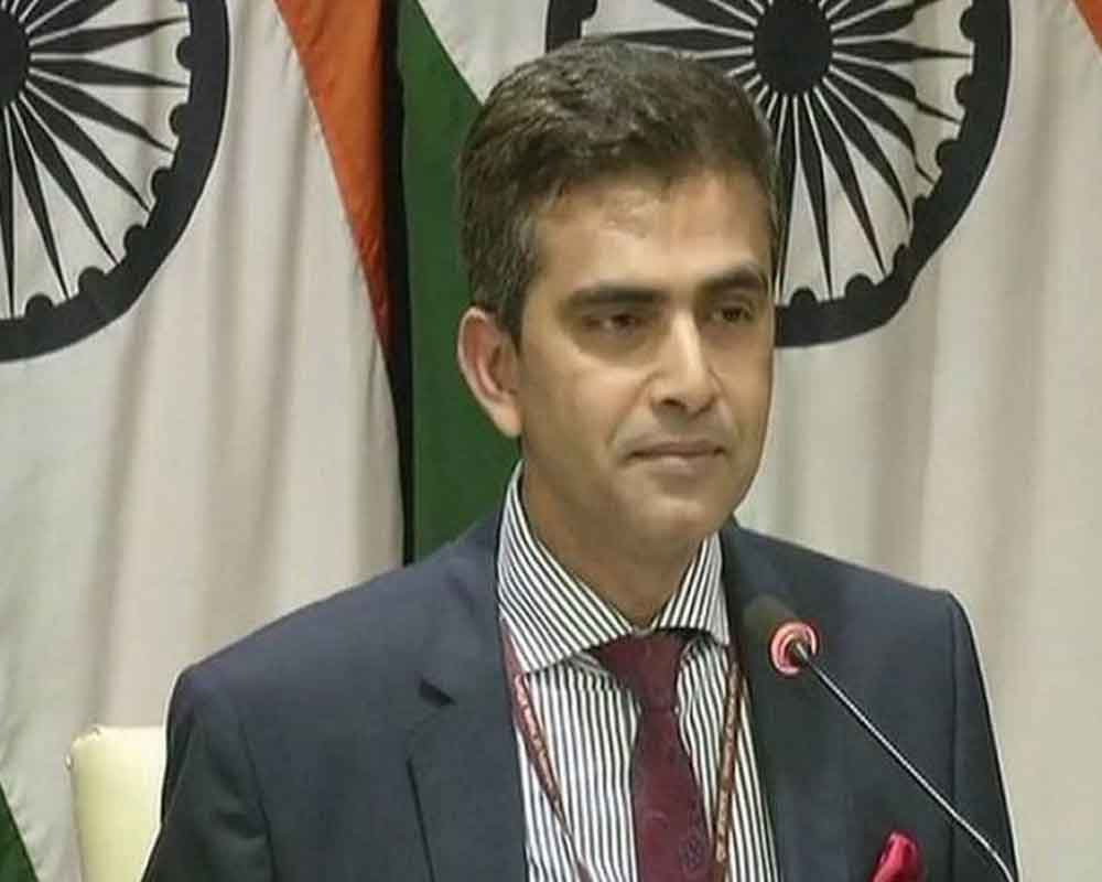 Pakistan's attempt to polarise, politicise Kashmir at UNHRC rejected: India