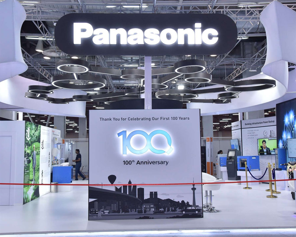 Panasonic India aims Rs 700 cr revenue from energy biz by 2021