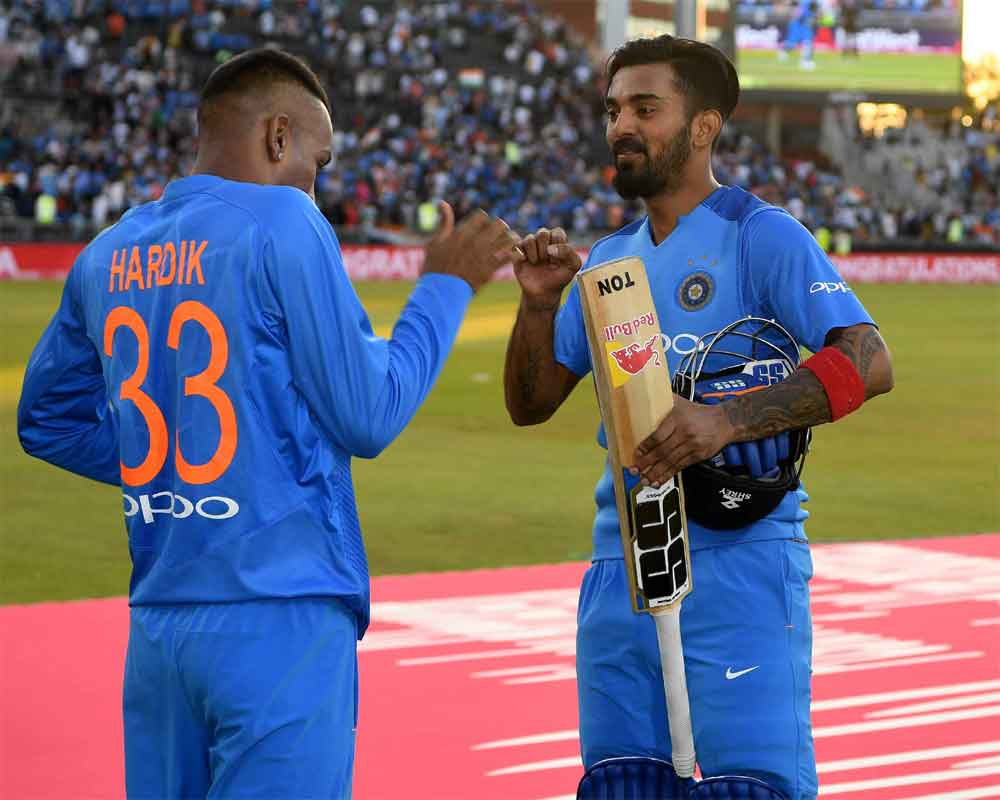 Pandya, Rahul out from 1st ODI amid recommendation of suspension