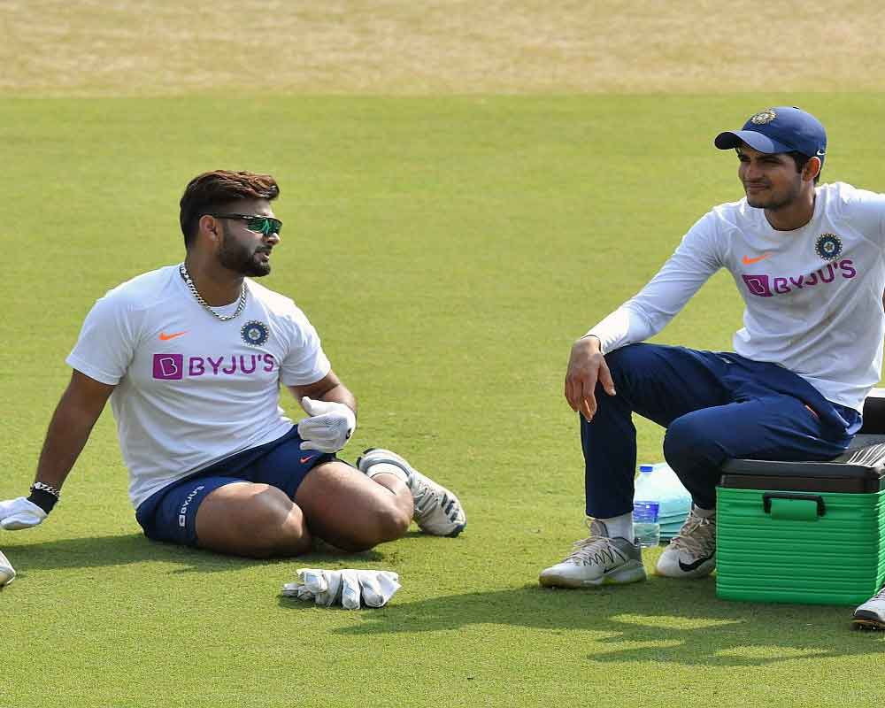 Pant, Gill released from India's Test squad to play Mushtaq Ali, KS Bharat to join as Saha cover