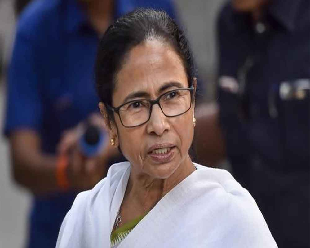 Peaceful protests to continue till CAA is revoked: Mamata