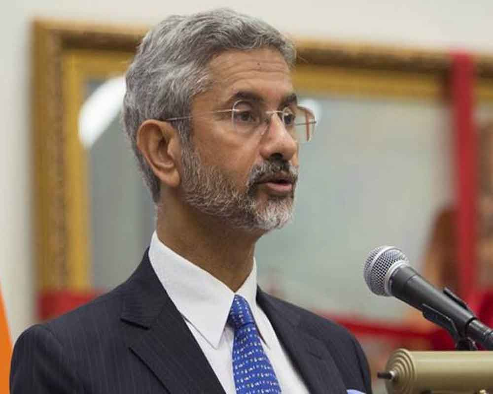 People in India recognise country's stature in world has risen in  last 5 yrs: EAM Jaishankar