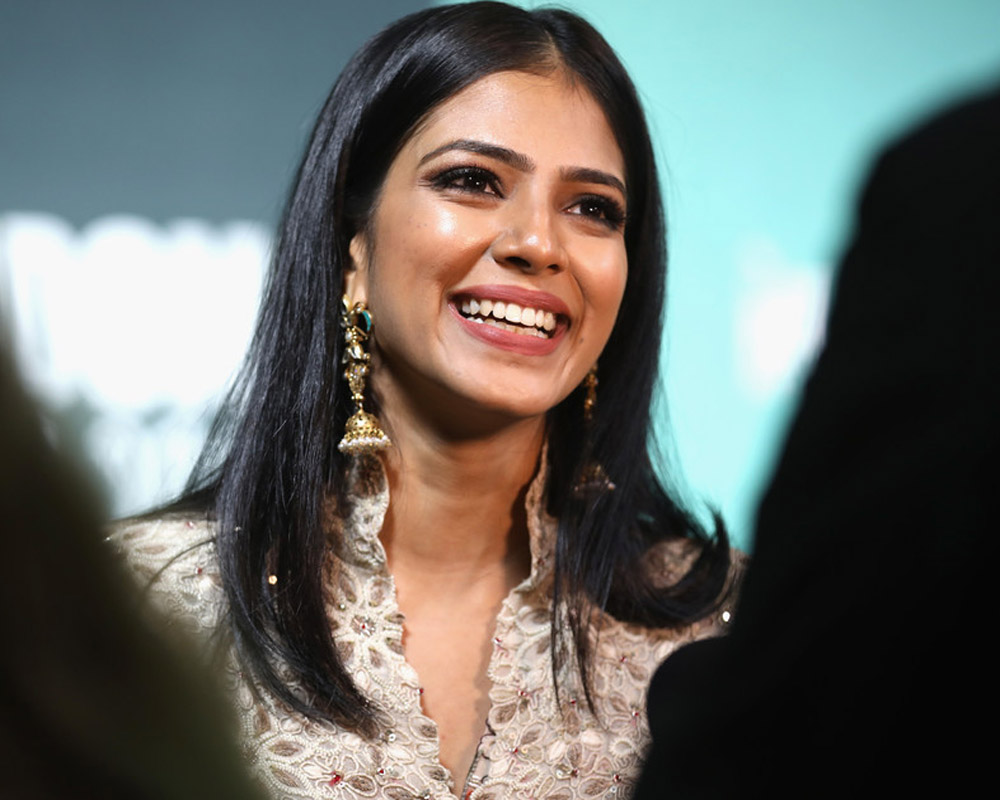 People you work with contribute a lot to your career: Malavika Mohan