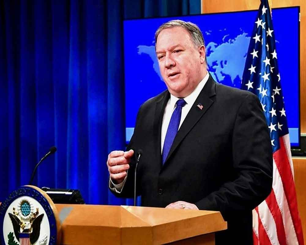 Pompeo will assure India on H1B visa cap: official