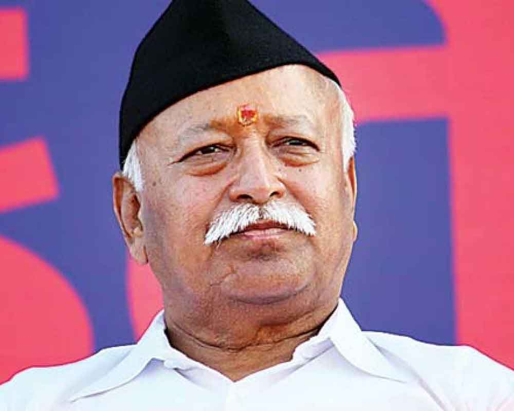 Possibility of change in govt every 5 years, social organisations  shouldn't depend on it: Bhagwat