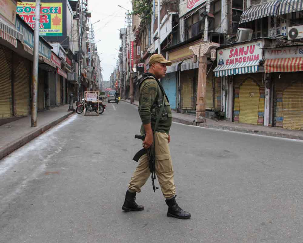 Prohibitory orders withdrawn in Jammu; schools, colleges to reopen from tomorrow