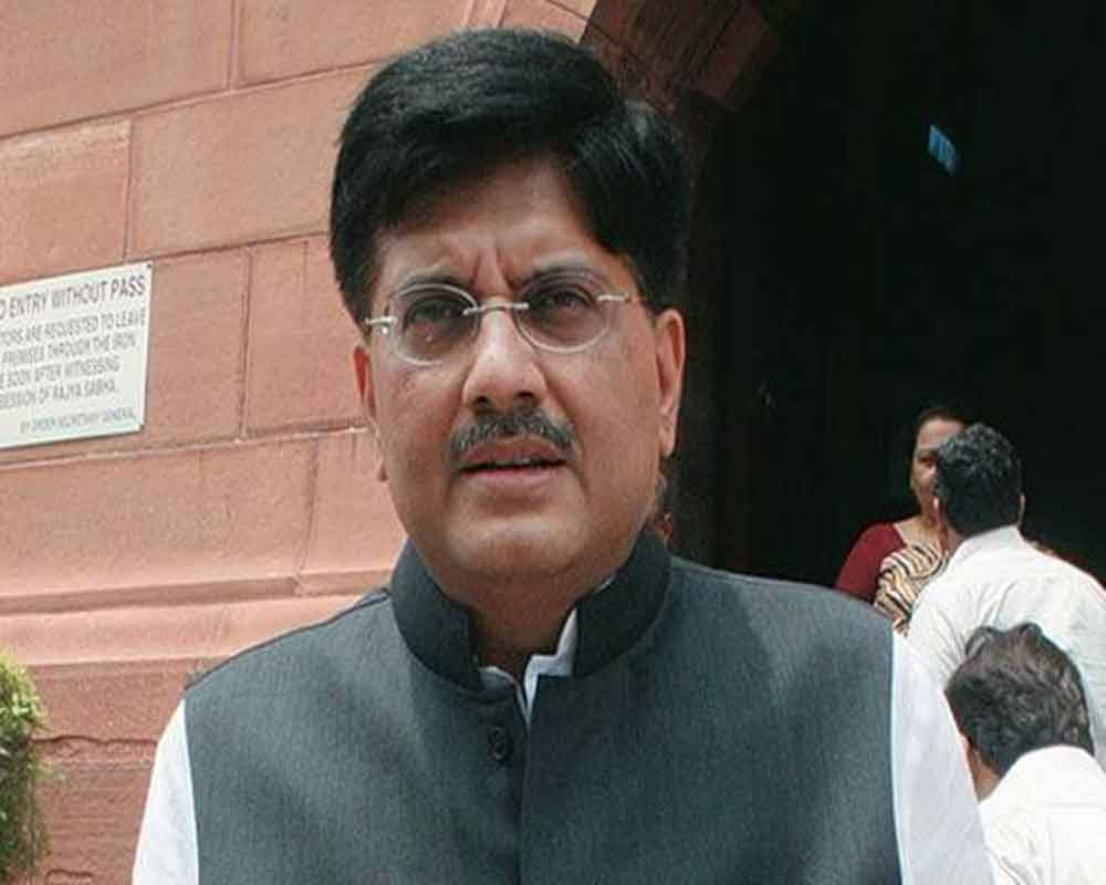 Promoting MSMEs in developing countries will help create jobs, income: Goyal