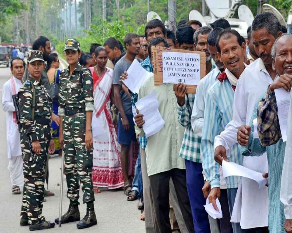 Protests against Citizenship Bill continue in Assam