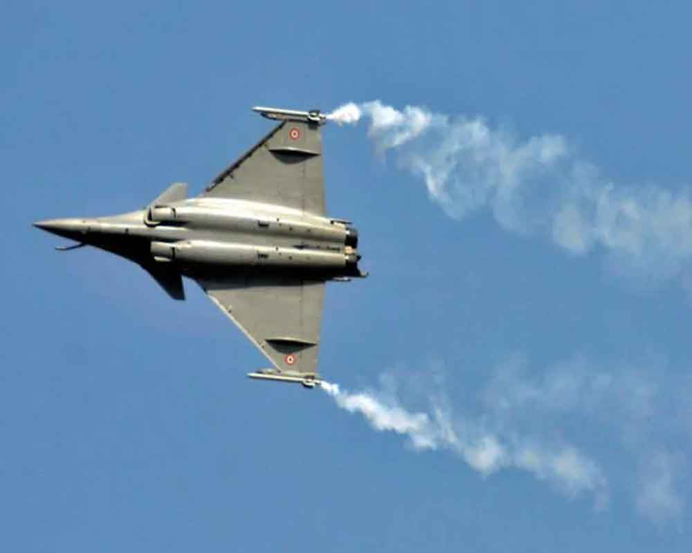 Rafale: SC allows use of leaked documents, dismisses Centre's objections