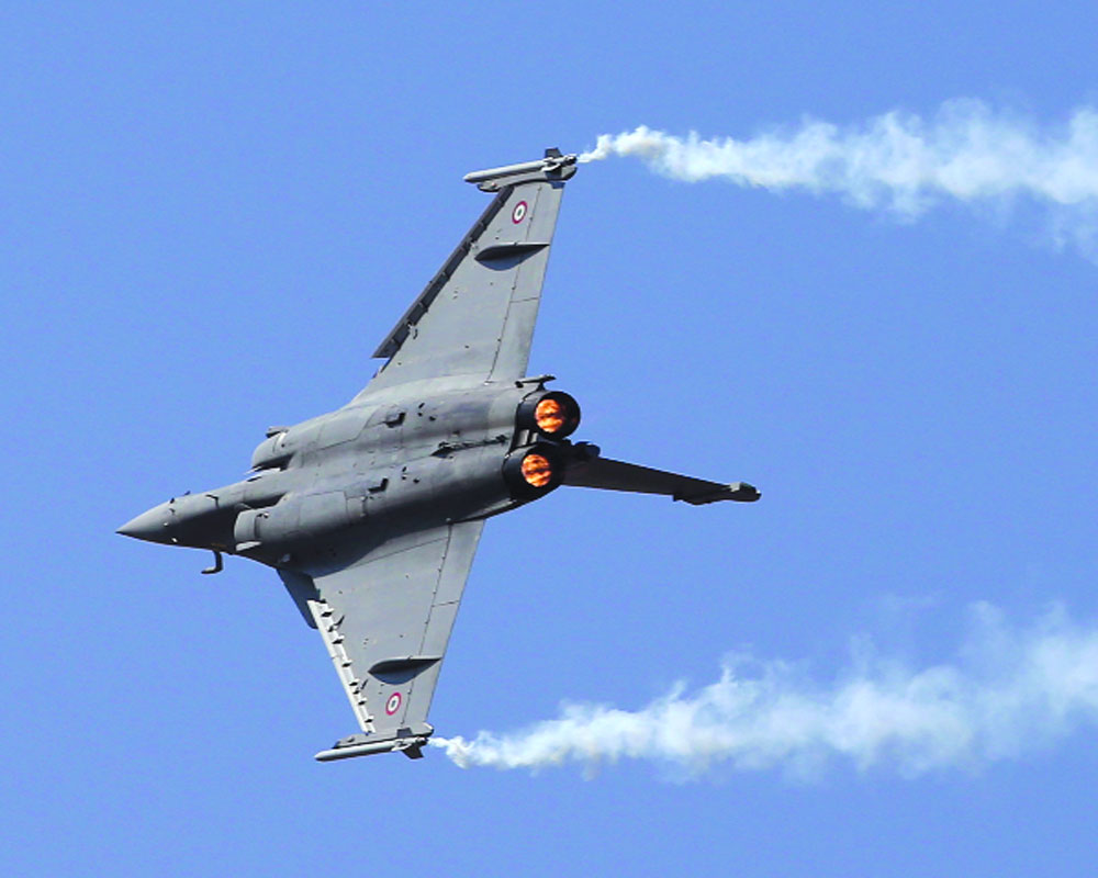 Rafale deal papers stolen: Govt