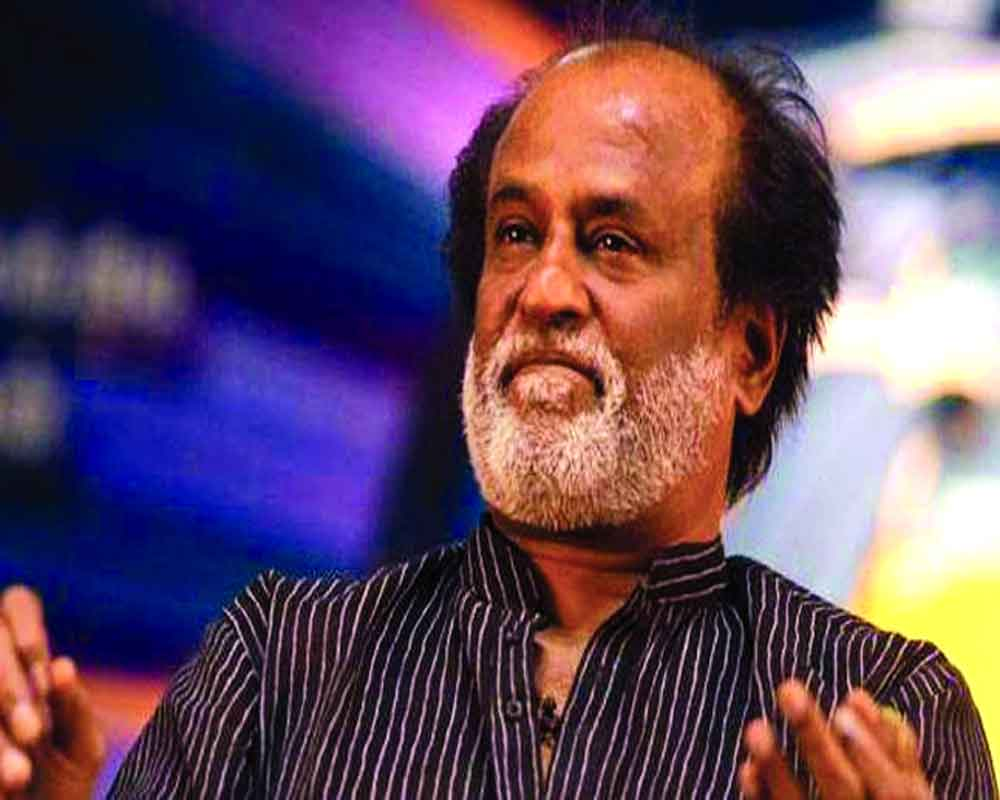 Rajini not in '19 race,  roots for stable Govt