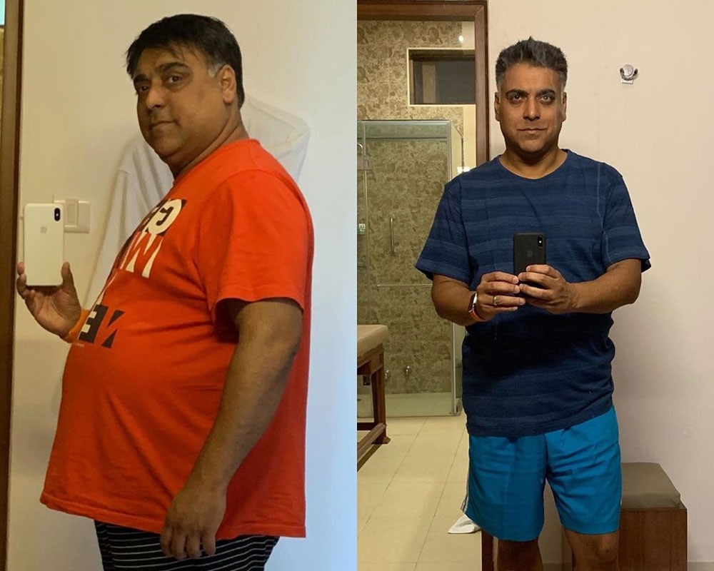 Ram Kapoor's extreme weight loss transformation stuns netizens
