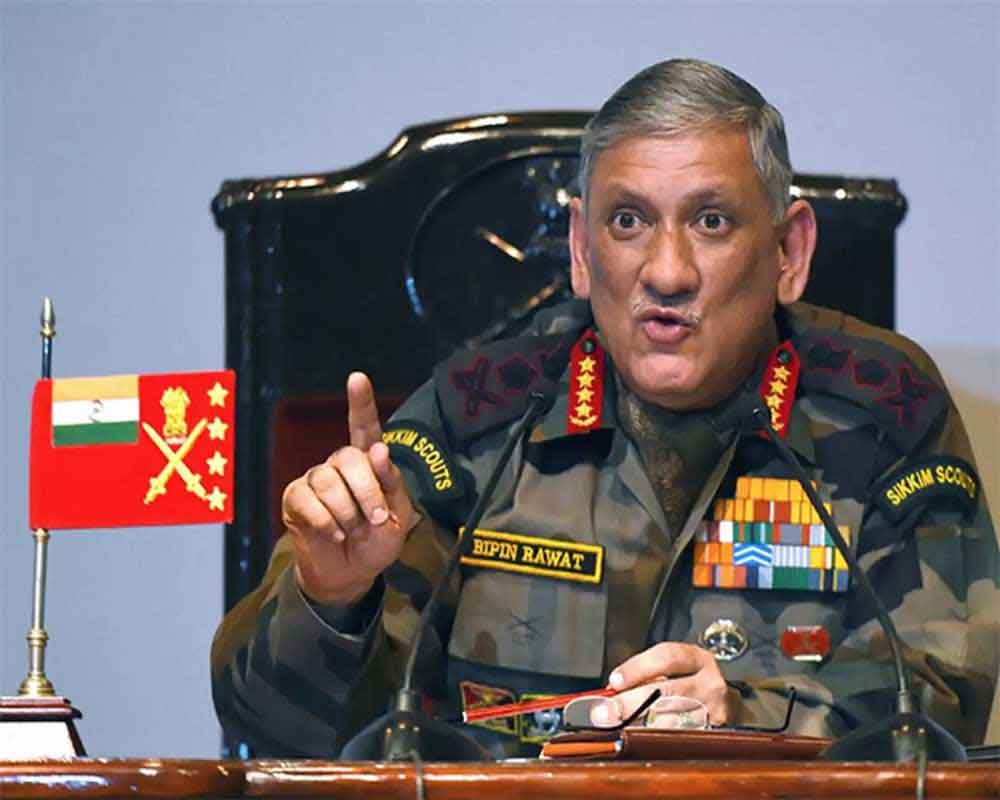Ready for action to retrieve PoK: Army chief