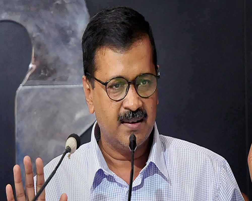 Ready for anything to save India from Modi-Shah: Kejriwal