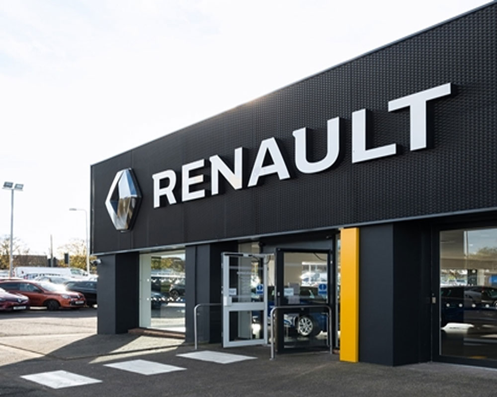 Renault, Fiat Chrysler in tie-up talks