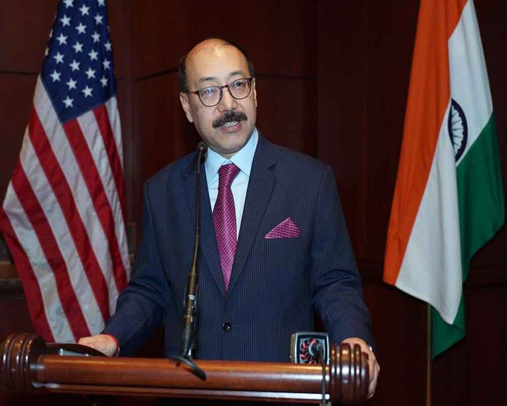 Reorganisation of J&K internal matter of India; not to impact ties with other countries: envoy