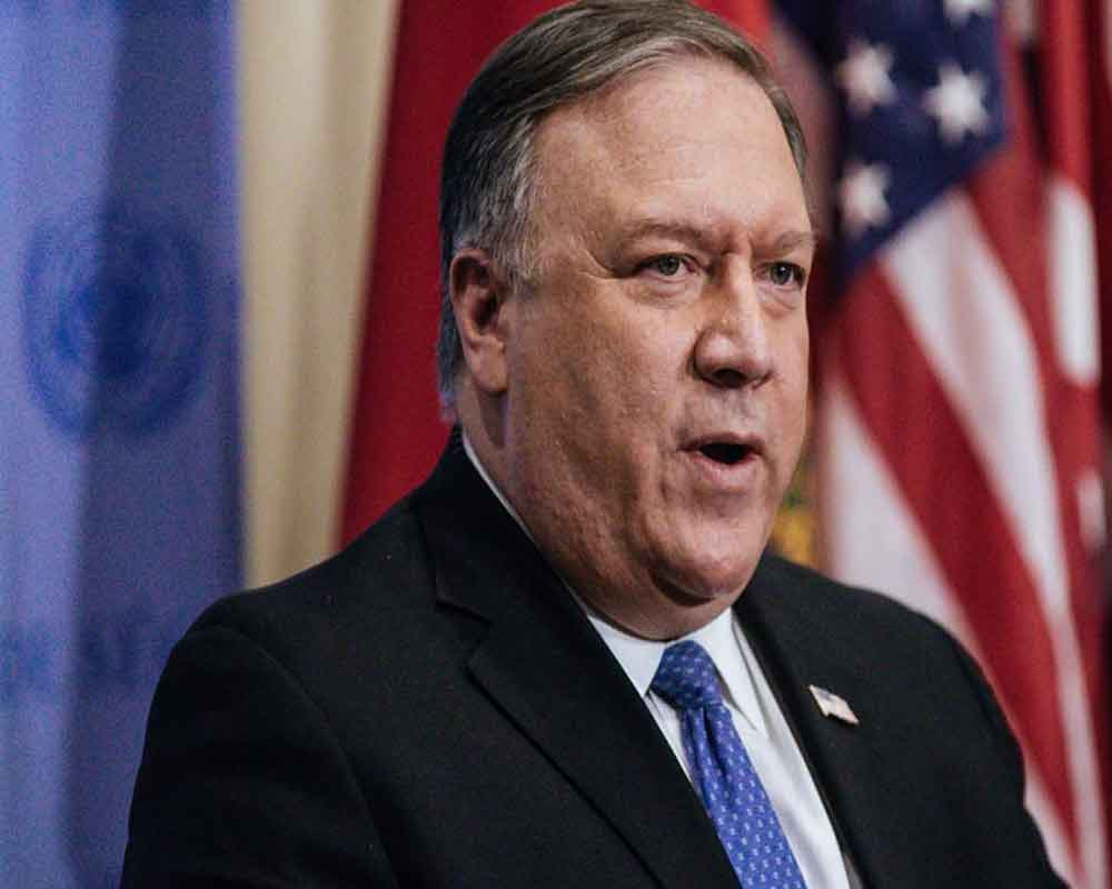 Report on US spy extracted from Russia 'inaccurate': Pompeo