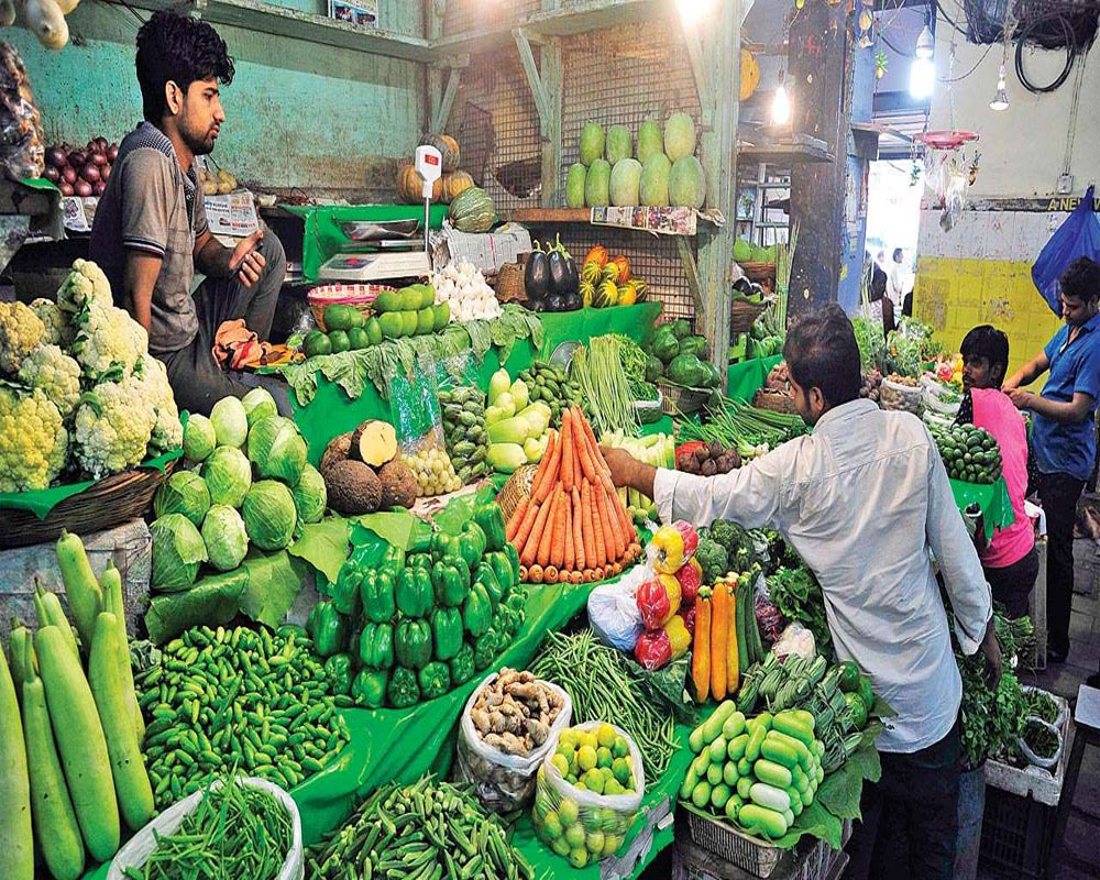 Retail inflation slows to 18-month low of 2.19 pc in Dec
