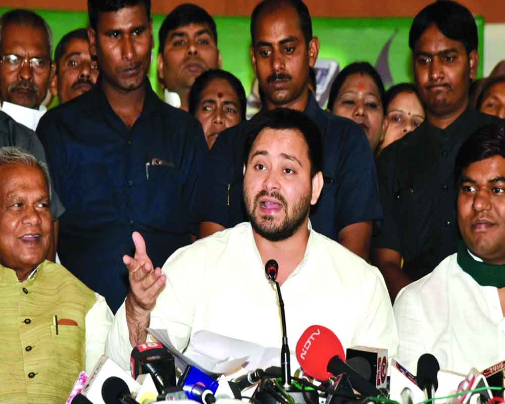 RJD sticks to its guns;  Cong loses Darbhanga