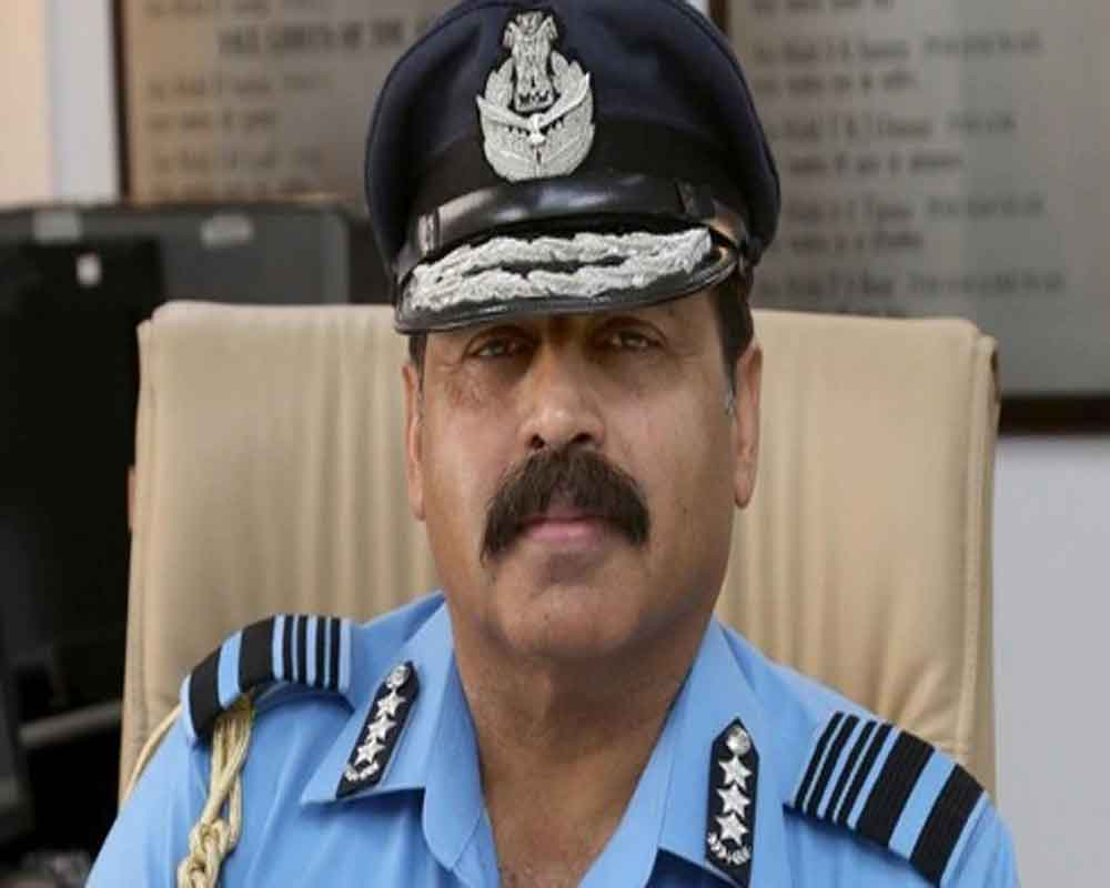 RKS Bhadauria to be next IAF chief