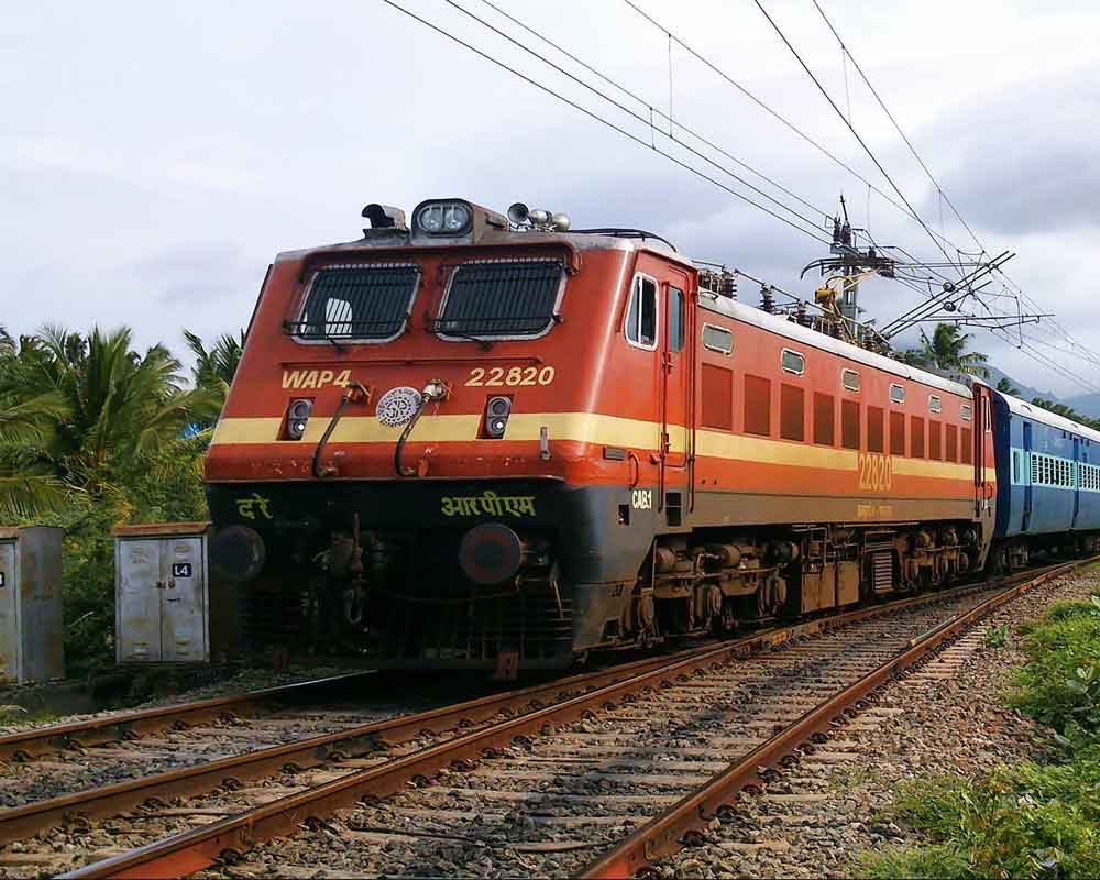 Rlys recruiting people for over 2.94 lakh vacancies: Govt