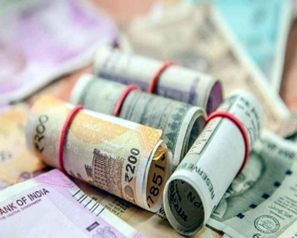 Rs tumbles 68 paise against US dollar on crude oil woes