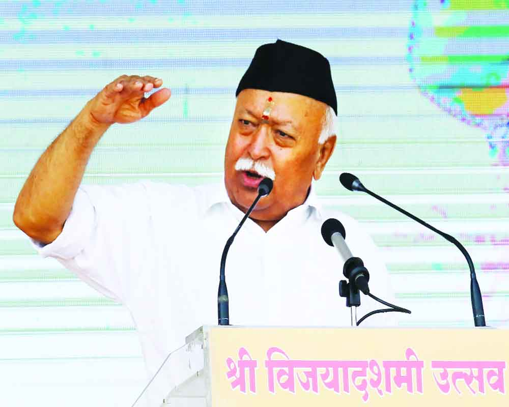 RSS: Lynching being used to defame India