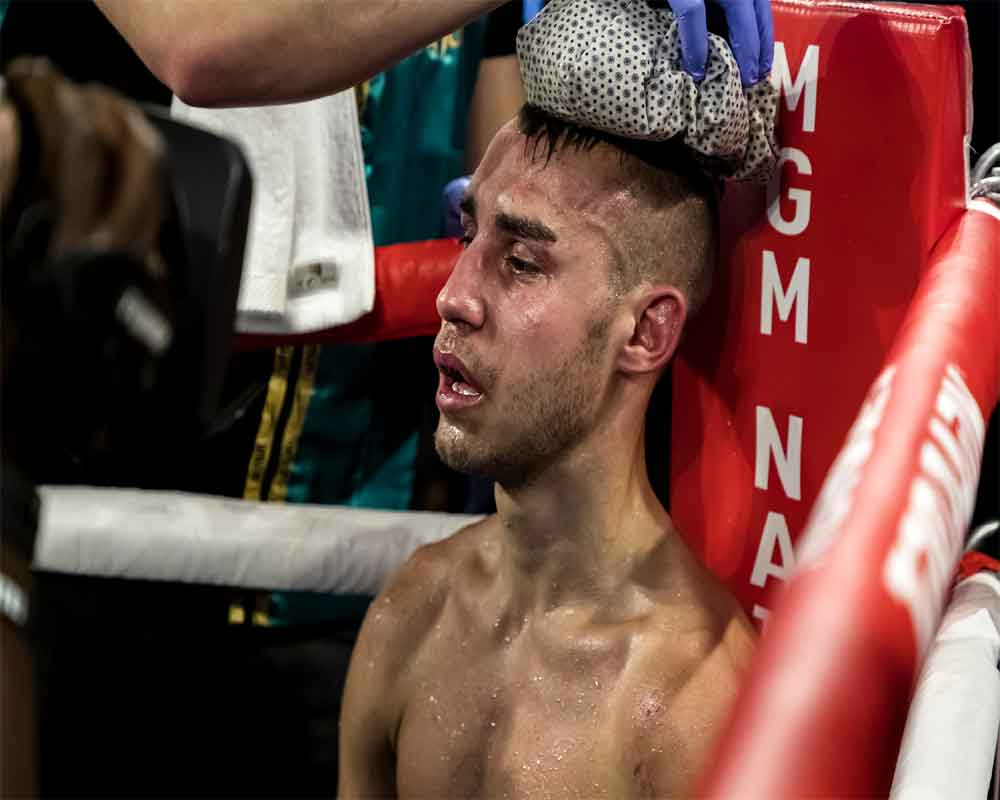 Russian boxer Maxim Dadashev dies after fight