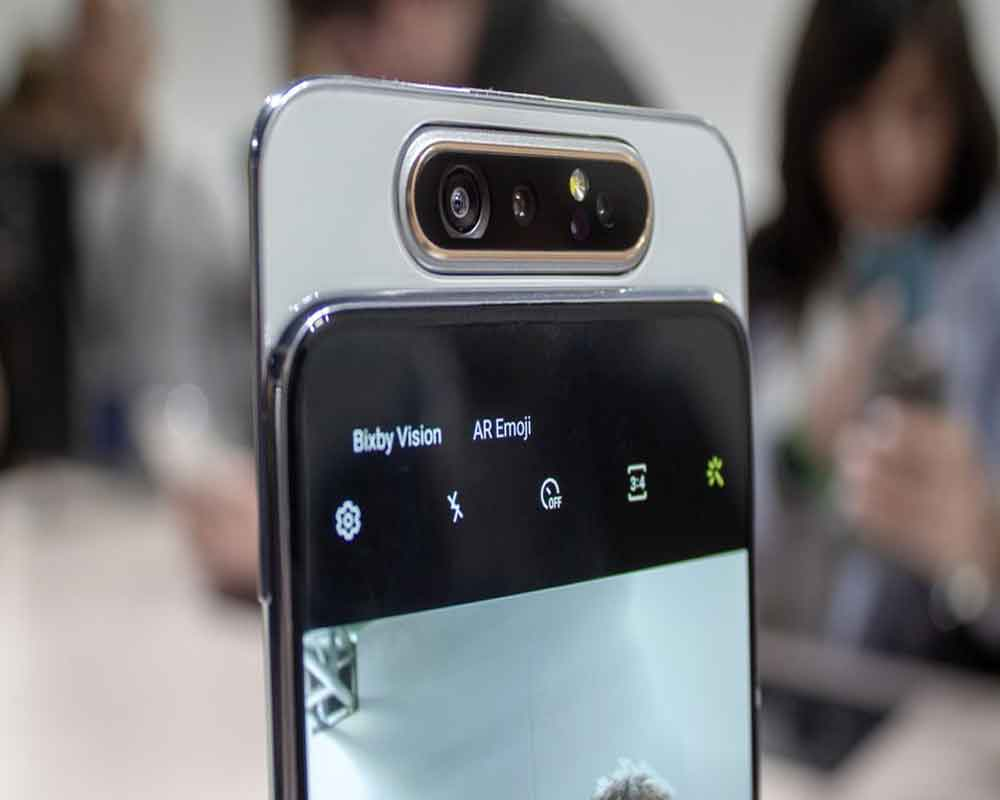 Image result for galaxy a80