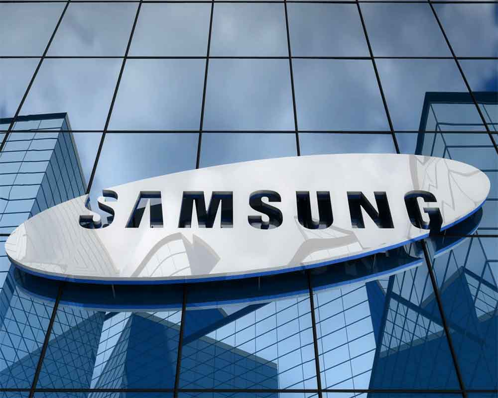 Samsung seeks shift to full screen in new phones