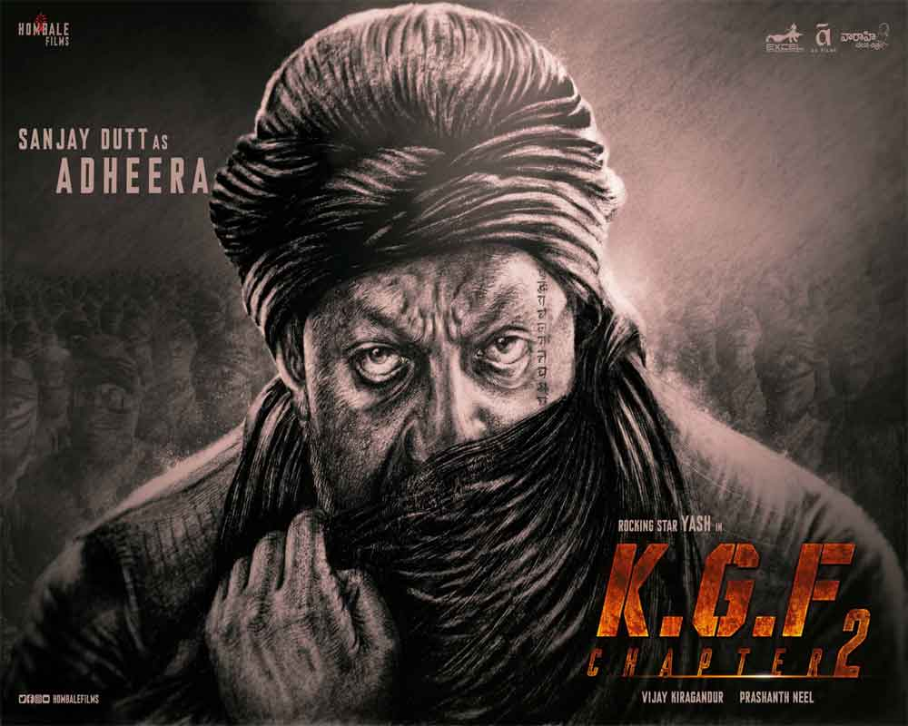 Sanjay Dutt's character in 'KGF: Chapter 2' revealed