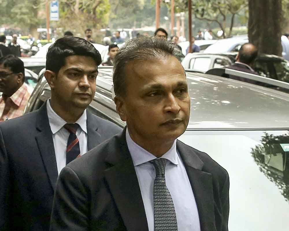 SC holds Anil Ambani, others guilty of contempt; says 3 months jail  if dues not paid to Ericsson